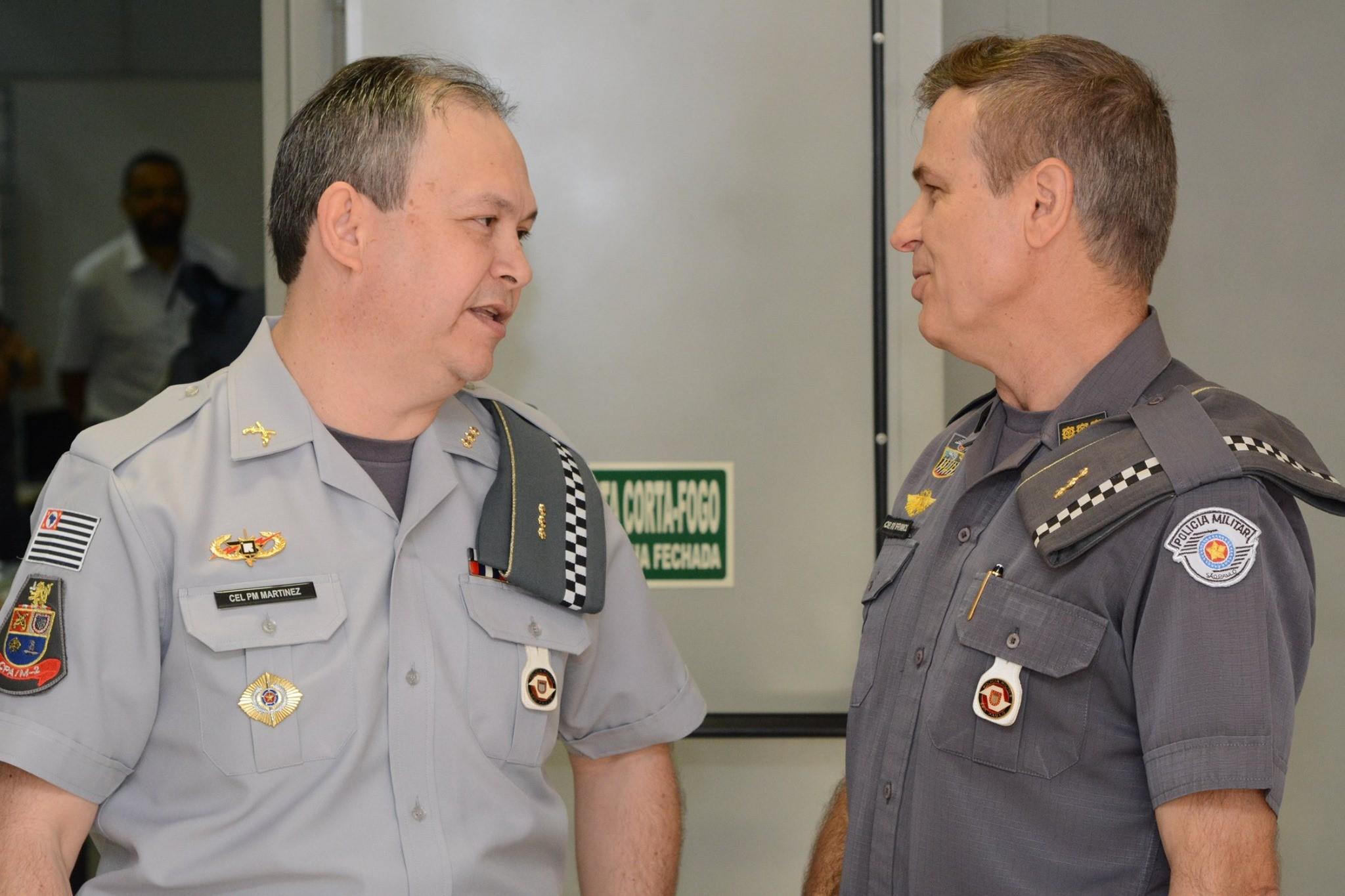 Coronel Martinez assume o comando da Polícia Militar na região de Presidente Prudente