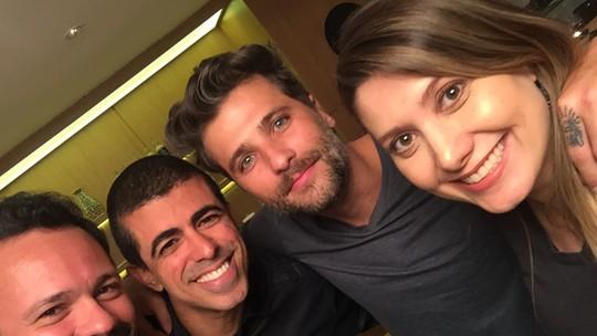 Bruno Gagliasso faz participação especial em 'Tá no Ar: a TV na TV'