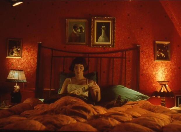 """Cena do filme """"O Fabuloso Destino de Amélie Poulain"""" (Foto: Reprodução)"""