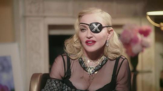Veja a íntegra da entrevista exclusiva com Madonna