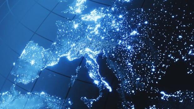 Economistas usam grau de iluminação como indicador de desenvolvimento (Foto: Getty Images via BBC)