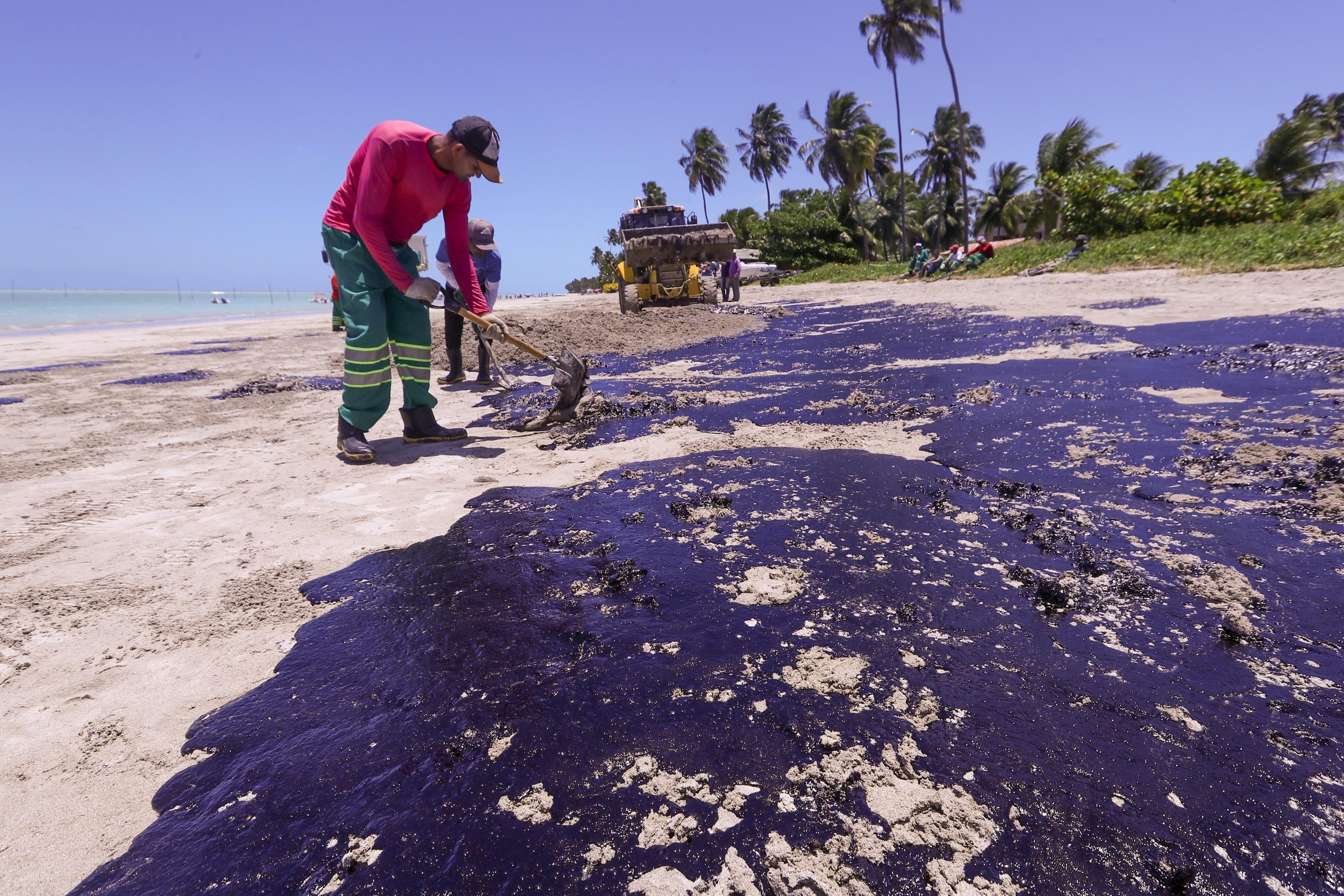 Praias paradisíacas e famosas do Nordeste: veja em quais delas apareceram manchas de óleo - Notícias - Plantão Diário