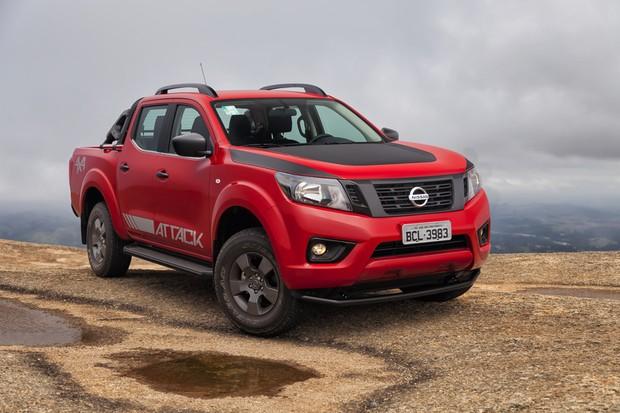 Nissan Frontier Attack (Foto: Leo Sposito)