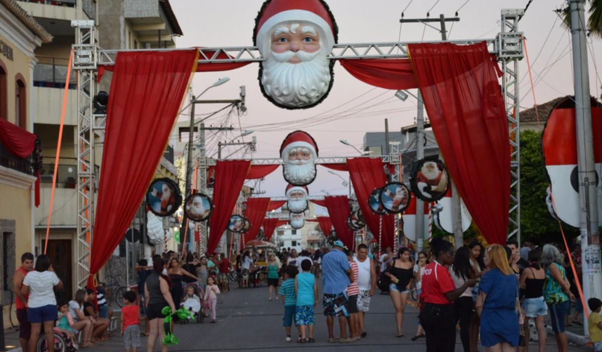 Programação de Natal em São João da Barra, RJ, tem missas, desfiles e coral