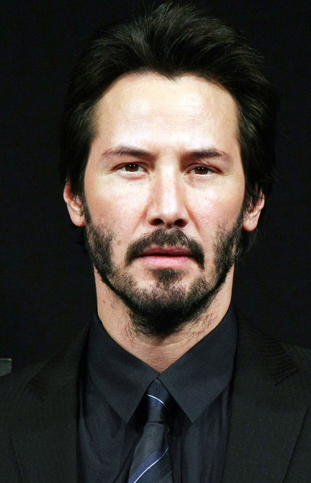 Keanu Reeves em 2008 (Foto: Getty Images)