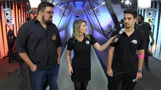Técnico da INTZ trava em entrevista