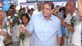 Médium João de Deus acusado de abusos sexuais (Reprodução/ TV Anhanguera)