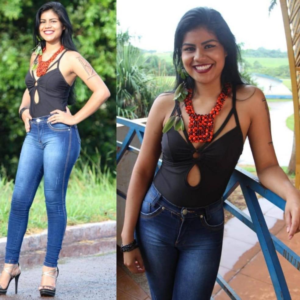 Leticia Morales Nunes — Foto: MissMisterRID/Reprodução