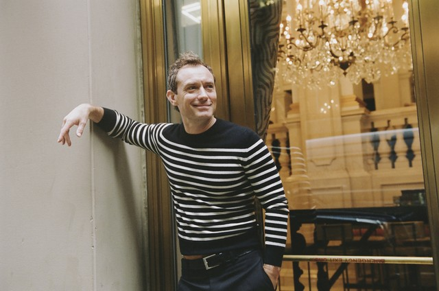 Jude Law (Foto: Clement Pascal/The New York Times)
