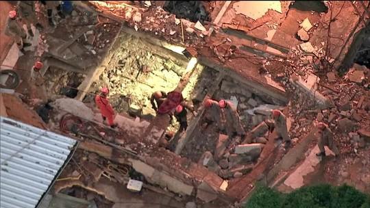 Corpo da última vítima de desabamento é encontrado; são 23 mortos