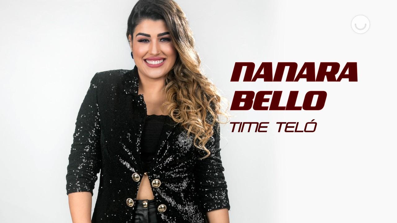Conheça a participante Nanara Bello, do Time Teló