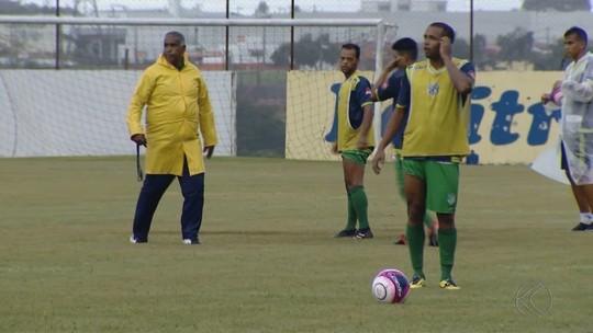 Uberlândia Esporte inicia semana do primeiro amistoso da pré-temporada para o Módulo 2