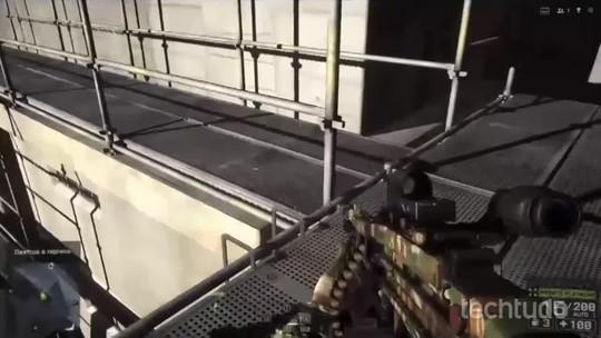 Battlefield 4: veja como pular o andaime da represa durante a campanha