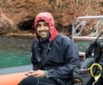 RIcardo Pereira: aulas de mergulho para novela | Divulgação