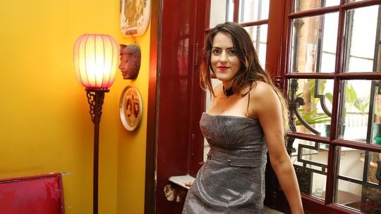 Luciana Paes comenta condutas de Kika em 'Vade Retro'; confira vídeo