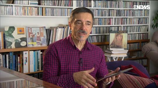 Charles Gavin fala da história do disco de vinil