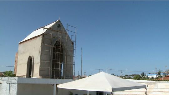 Igreja é erguida em local da missa do Papa João Paulo II em São Luís