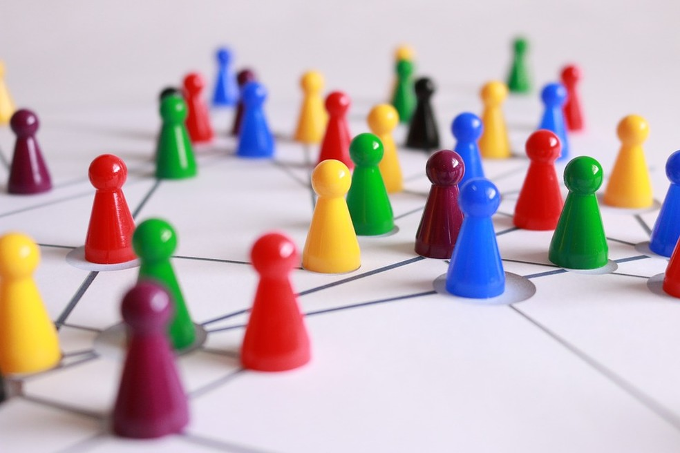 'Networking' pode ser especialmente difícil para aqueles que são mais introvertidos e reclusos — Foto: Pixabay/Divulgação