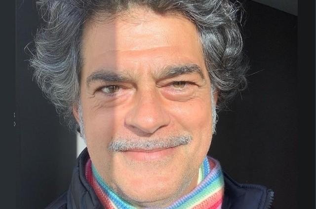 Eduardo Moscovis já começou a gravar 'El presidente' no Uruguai (Foto: Reprodução)