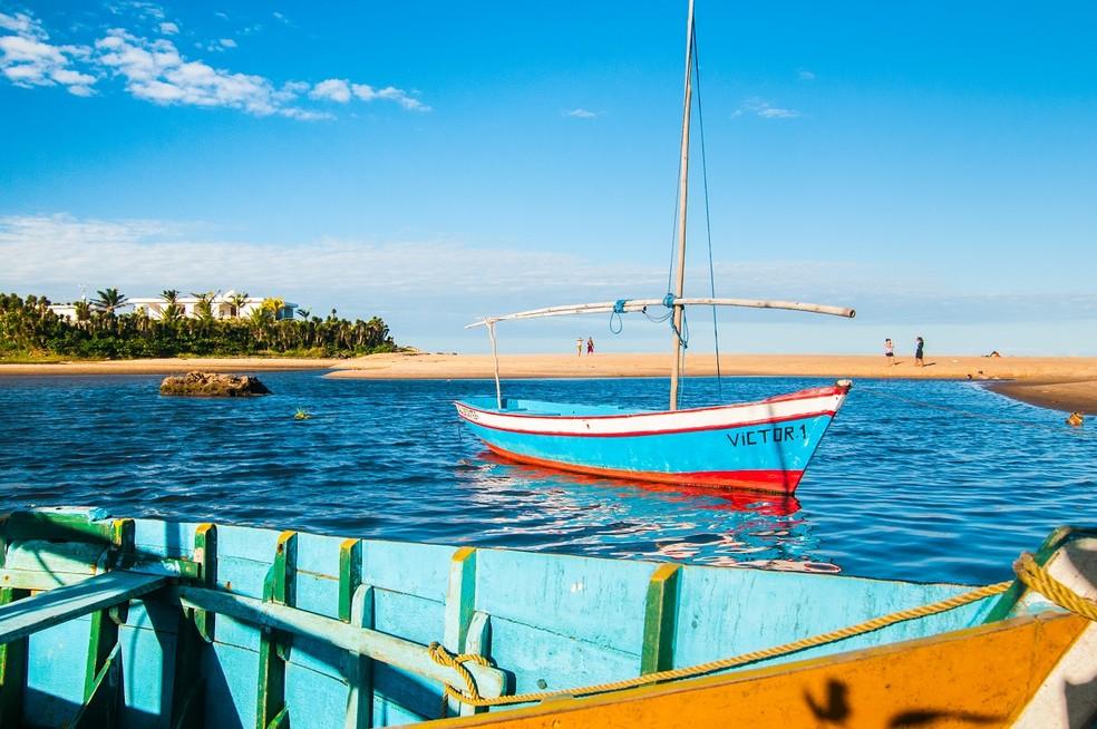 Praia de Marobá — Foto: Divulgação