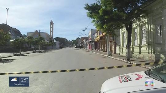 Dois homens são presos suspeitos de tentar roubar banco em Esmeraldas, na Grande BH