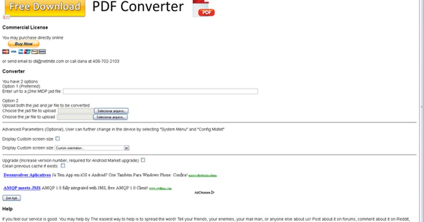 java to apk converter