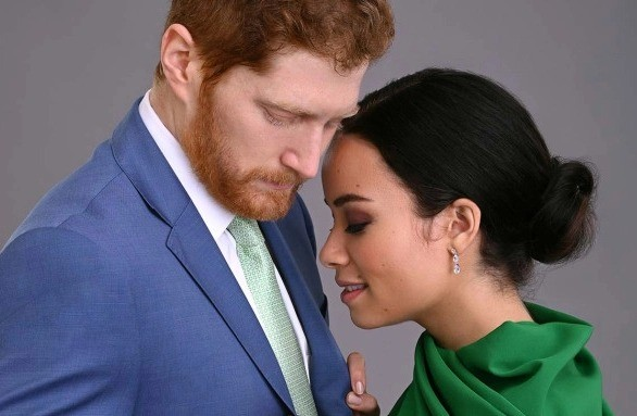 Saída de Harry e Meghan Markle da família real vira filme