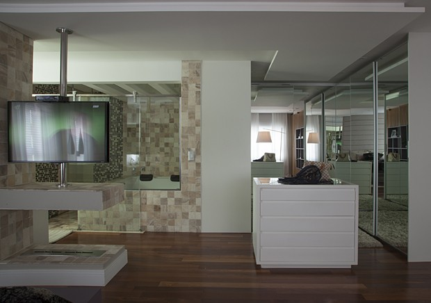 projeto-escritório-andrade-e-mello-arquitetura (Foto: Luis Gomes / Divulgação)