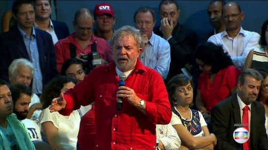 MP abre investigação sobre recibos apresentados pela defesa de Lula