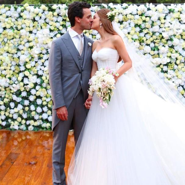 Casamento de Xandinho Negrão e Marina Ruy Barbosa (Foto: Instagram/Reprodução)