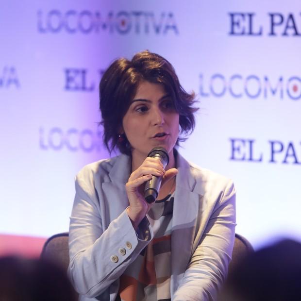Manuela D'Ávila (Foto: Divulgação)