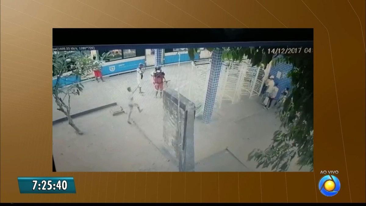 Homem é morto a tiros em estação ferroviária em Santa Rita, PB; veja vídeo