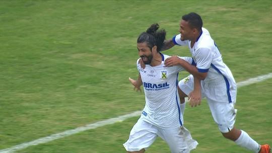 Quase quarentona, dupla ex-Palmeiras ressurge no Santo André e comanda acesso à elite