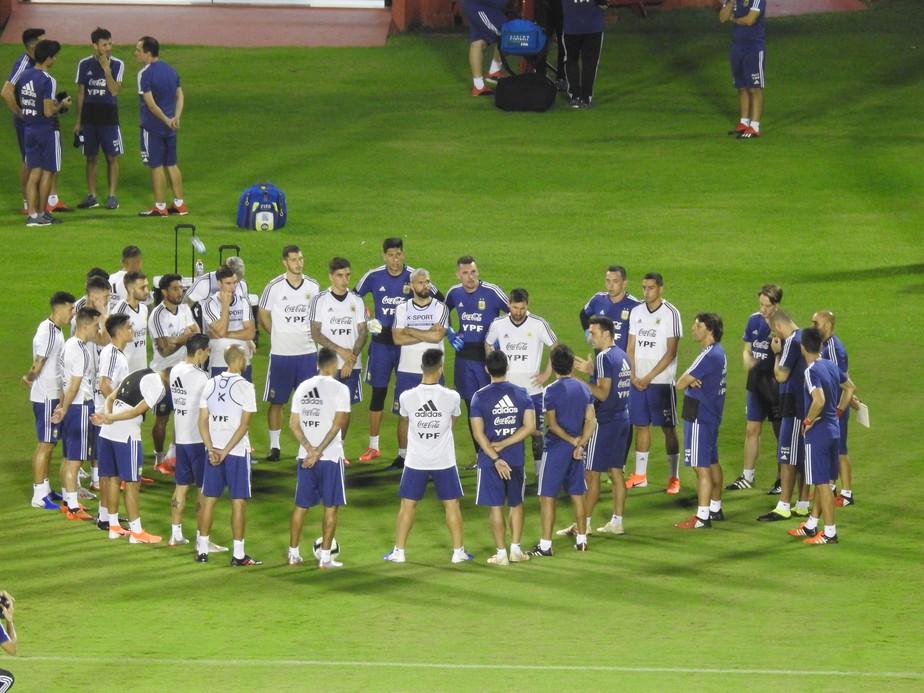 Raio-X: Argentina perde medalhões, chega à Copa América renovada e faz aposta