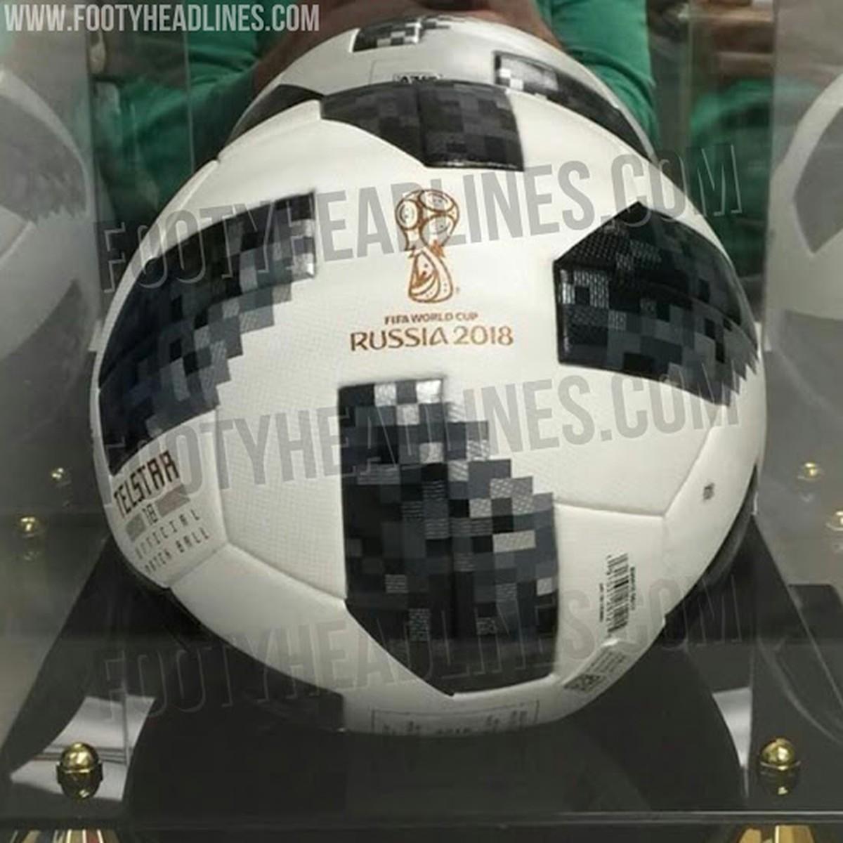 Site vaza possível bola da próxima Copa do Mundo 66afb2f2156b9