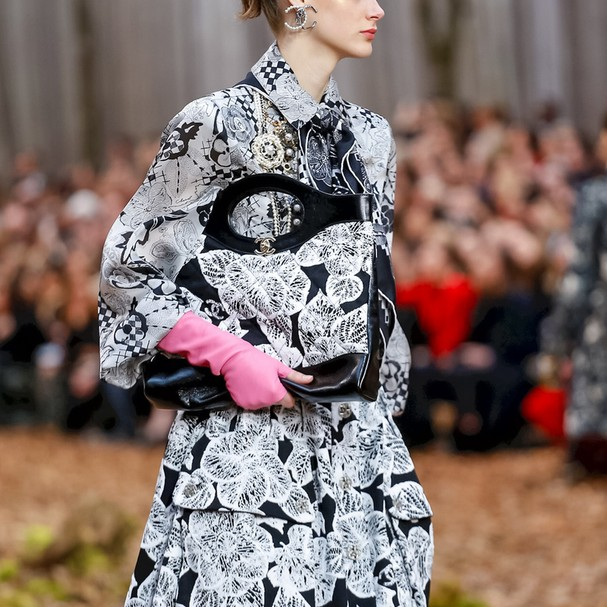 Chanel inverno 2019 (Foto: Getty Images)