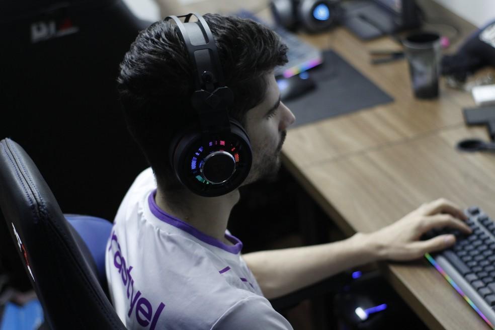 Vorax está classificada para as semifinais — Foto: Divulgação/Mousespeed Brasil