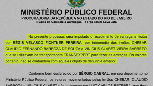 MPF denuncia pela 29ª vez Sérgio Cabral por corrupção e lavagem de dinheiro