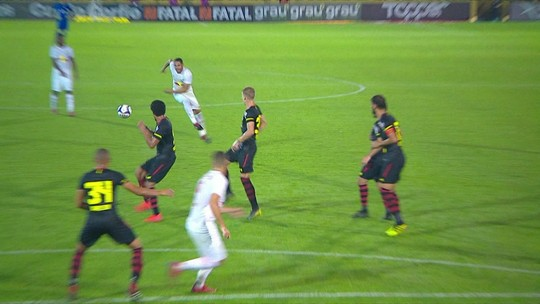 Melhores momentos de Bragantino 1 x 1 Sport pela 2ª rodada da Série B