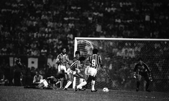 Jogo desempate na Libertadores de 1984: igualdade em 0 a 0 beneficiou o Grêmio