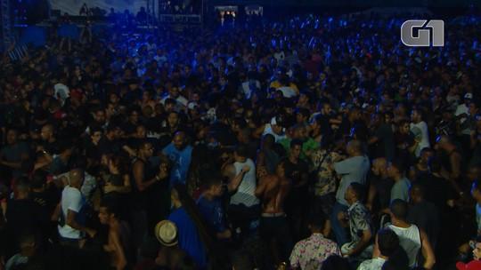 Planet Hemp agita público no Festival de Verão