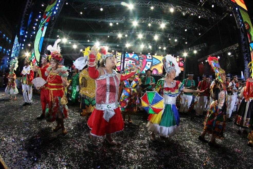 Blocos líricos vão fazer acerto de marcha nas semanas que antecedem o carnaval (Foto: Marlon Costa/Pernambuco Press)
