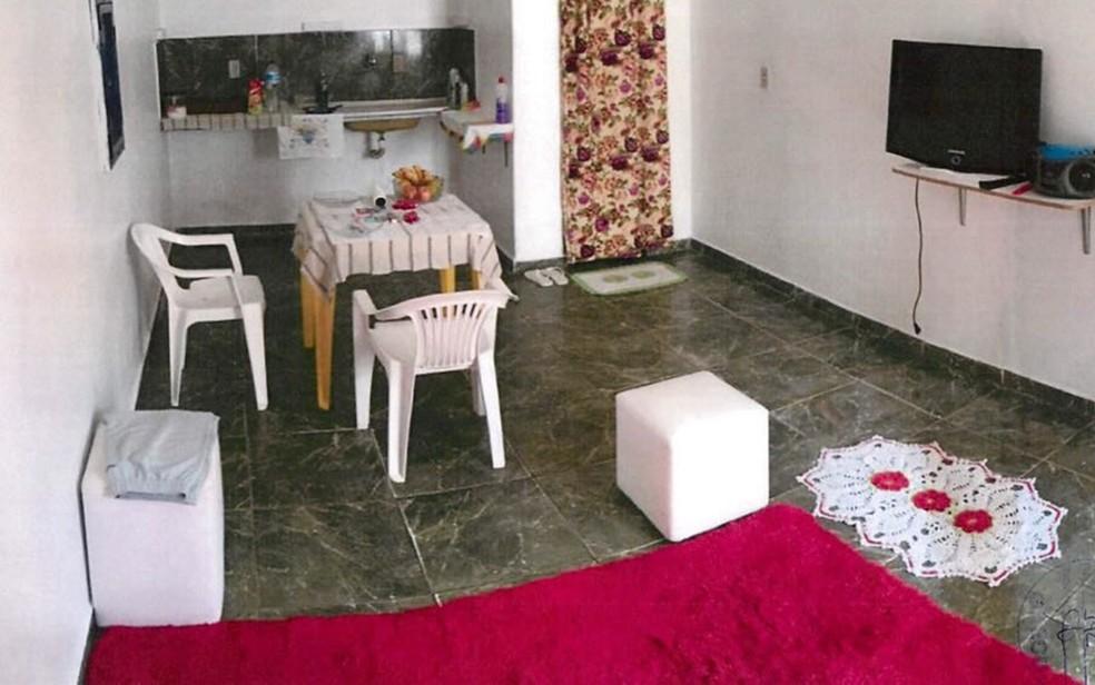 MP-GO diz que presos tinham motel dentro de presídio em Anápolis (Foto: Divulgação/MP-GO)