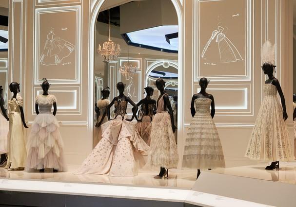 Dior e V&A (Foto: Divulgação)