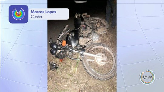 Motociclista morre após batida frontal com Fusca na rodovia que liga Guará a Cunha