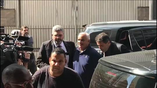 Pai e filho acusados de agredir homem em frente ao Instituto Lula estão presos