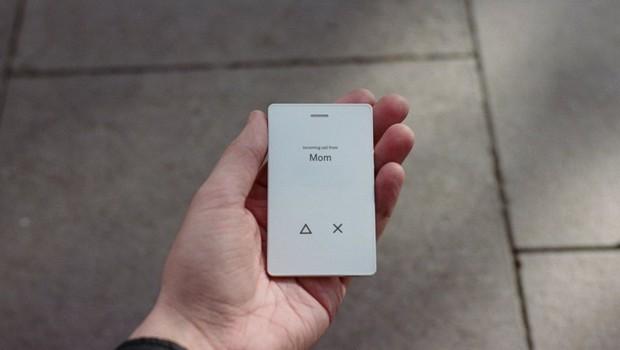 Light Phone 2, telefone minimalista que só faz ligações e envia mensagens (Foto: Divugação/Light)