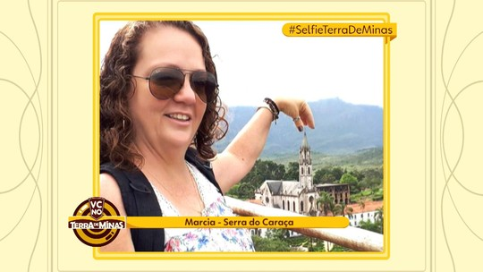 Veja selfies publicadas nas redes sociais mostrando pontos turísticos de MG