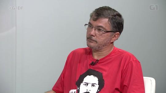 Ao G1, Renan Rosa defende salário mínimo de R$ 4 mil no DF e fim de imposto para trabalhadores