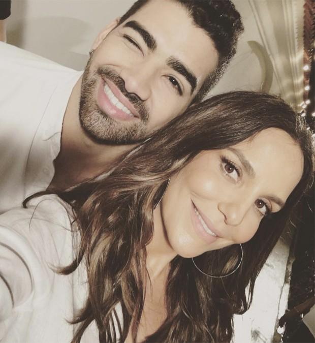 Dilsinho e Ivete Sangalo (Foto: Reprodução/Instagram)